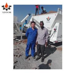 Milieuvriendelijke Concrete het Groeperen Installatie met Concrete Mixers