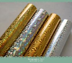 Лазерный луч цвета горячей штамповки пленки сетки для сертификата крышки одежды/обои и Бакелитового