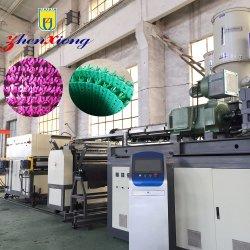 Tapete de grama de plástico de LDPE /máquina de extrusão de grama de relva artificial