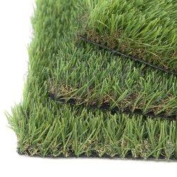 Рр+PE материалов сад искусственных травяных газонов для украшения представлены