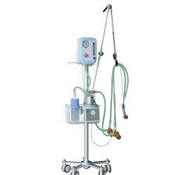 Медицинские устройства аварийного оборудования ICU Аппарат ИВЛ для грудных детей