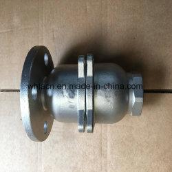ステンレス鋼の投資鋳造制御バルブ本体の鋳造物弁を投げる無くなったワックス