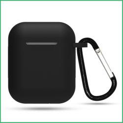 Bluetoothのイヤホーンの保護のための工場供給の高品質のシリコーンAirpods2の箱