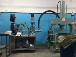 Колбаса из силиконового каучука машина полностью автоматическая заправка герметичность оборудования