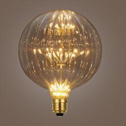 Custom Edison Pumkin Vintage Retro Lâmpada LED