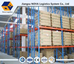 Hochwertiges Stahl-Palettengestell Q235 Von Nova Logistics