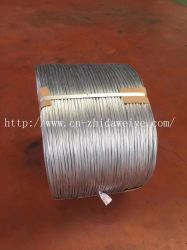Heißes BAD galvanisierter Stahldraht im Paket Z2 oder Z3