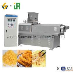 자동 빵가루 가공 압출기 기계 생산 라인 더블 제작 스크류 압출기 생산 공장 장비