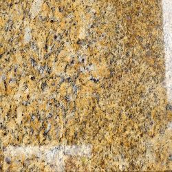 "Natural Polished Yellow/Gold Granite Tiles/Slabs Giallo Cecilia "" N "" per Flooring/Counter Tops"