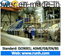 Обратное давление паровой турбины электростанции