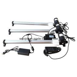 Atuador linear 333mm 750n 29V do adaptador de alimentação