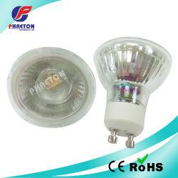 Vidro Refletor SMD LED GU10 5W