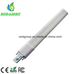 180 de aluminio de la viga y PC G23 12W Bombilla LED SMD2835 LED Pl luz abajo
