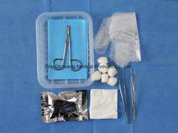 Pontos descartável pacotes de cuidados médicos/Kit de Remoção de sutura