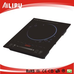 Kooktoestel van de Inductie van de Sensor van het Toestel van de keuken het Ingebouwde Glijdende