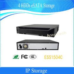 Réseau Dahua 4 disques durs de 24 To de stockage USB eSATA (ESS1504C)