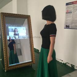 Nueva llegada Selfie Me Espejo Mágico Photo Booth Caso de la máquina para la exposición