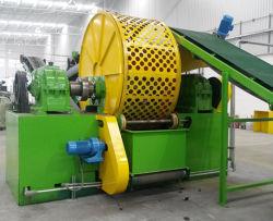 Gomma residua che ricicla macchina/polvere di gomma che fa macchina/frantoio di gomma