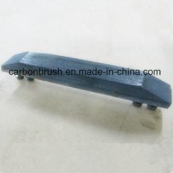 Dritte Schiene, die Schuhe für schwere Schiene P6252 montiert