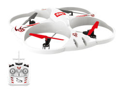 RCの飛行機のリモート・コントロールヘリコプターRC Quadcopter (H2711064)