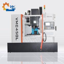 De mini Machine van de Draaibank met de Post van het Hulpmiddel en Dia en de Klem van 3 Kaak