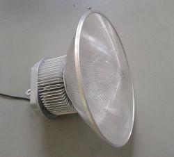 LED High Bay 150W Réflecteur de lumière diffuseurs prismatique avec couvercle poussiéreux
