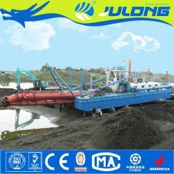 Хорошее качество гидравлической песка фрезы всасывающий дноуглубительных работ машины для речных/озера или на море для продажи
