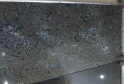 La ponte/Riven jardin/Museo/Paving/Patio fantaisie noir/Galaxy/Granito carreaux de granit noir de la dalle