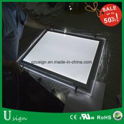 LED boîte Cristal Léger Affichage de fenêtre