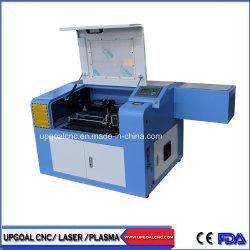 Carimbo de borracha pequena máquina de gravação a laser de CO2 500*400mm