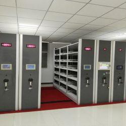 Smart Manual Sliding Mobile Metal Mass/Mobile Compact File Cabinet/Bookshelf/Bücherregal