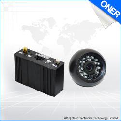 カメラおよびフューエルセンサ付きの車両 GPS トラッカー