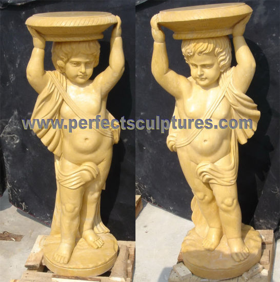 Stone Granite Marble Base for Garden Decoration (BA057AB) pictures & photos