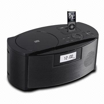 iPod Dock Speaker with USB Port and SD/MMC Slot (SH-ID-022)