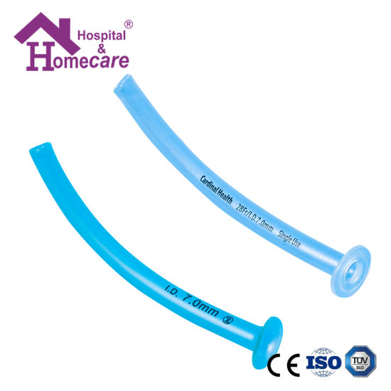 Ce ISO Approved 2.5 - 10mm Nasopharyngeal Airway