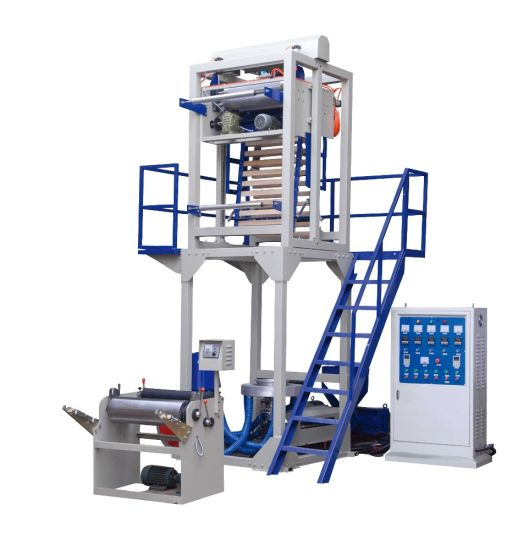 Reliable Quality Widely Used Hot Selling Popular Ce High Output PE Plastic Film Blowing Machine for Shopping Packing T-Shirt Bag