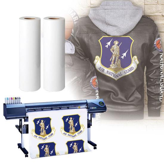 Brilliant Color Wholesale Easy Weed Printing Digital Film Htv Rolls PU Heat Transfer Vinyl for Shirts