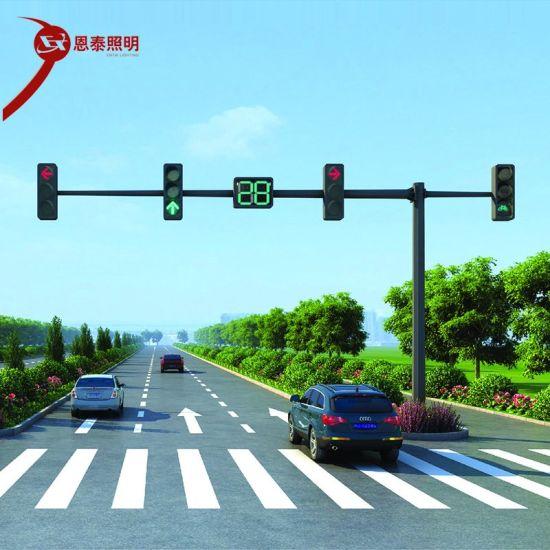 Flashing Warning Traffic Signal Light Controller Remote Control