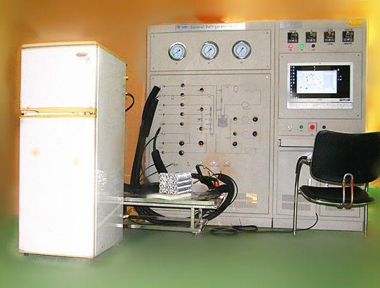 Heat Exchanger Test Rig