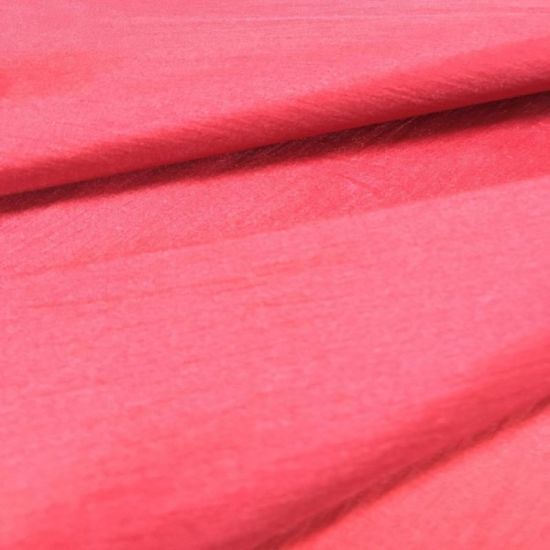 100 15D Nylon Taffeta Vertical Bar Stripe Pd Environmental-Friendly Water Proof Down Proof Fabric