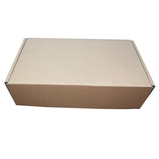 Customized Kraft Paper Packaging Box with Lid in High Quality