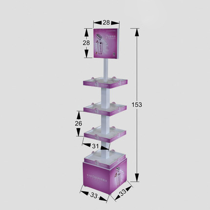 2017 Hot Sale PVC Stand Display with Different Design pictures & photos