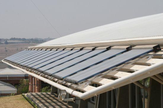 Solar Keymark and SRCC Certificated Split Solar Collector