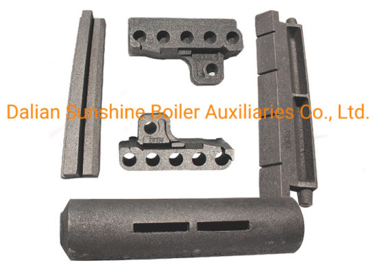 Spare Parts for 65 T/H Large Flake Type Chain Grate Stoker for Industrial Steam Boiler