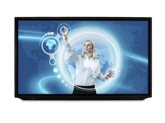 86inch Interactive Touch Screen Presentation Board
