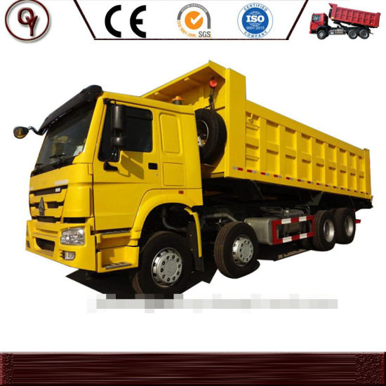 Used HOWO/Shacman Used 8X4 6X4 10 Wheels 12 Wheels Dump Truck Dumper Truck Dumping Truck Tipper Truck Tipping Truck for 30t-50t Cargo