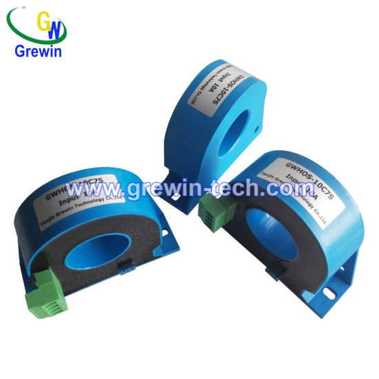 0.5 Accuracy Hall Current Sensor for Monitoring Current