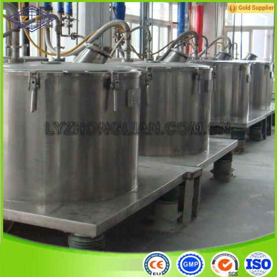 Pd1000 Type Flat Lift Bag Basket Filter Cbd Hemp Oil Ethanol Extraction  Centrifuge Separator