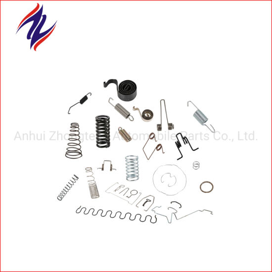 Factory Custom OEM Services Stainless Steel Music Wire Wire Forming Bending Compression Tension Torsion Spiral Springs