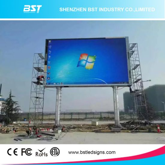 Full Color Outdoor Advertising LED Display Screen